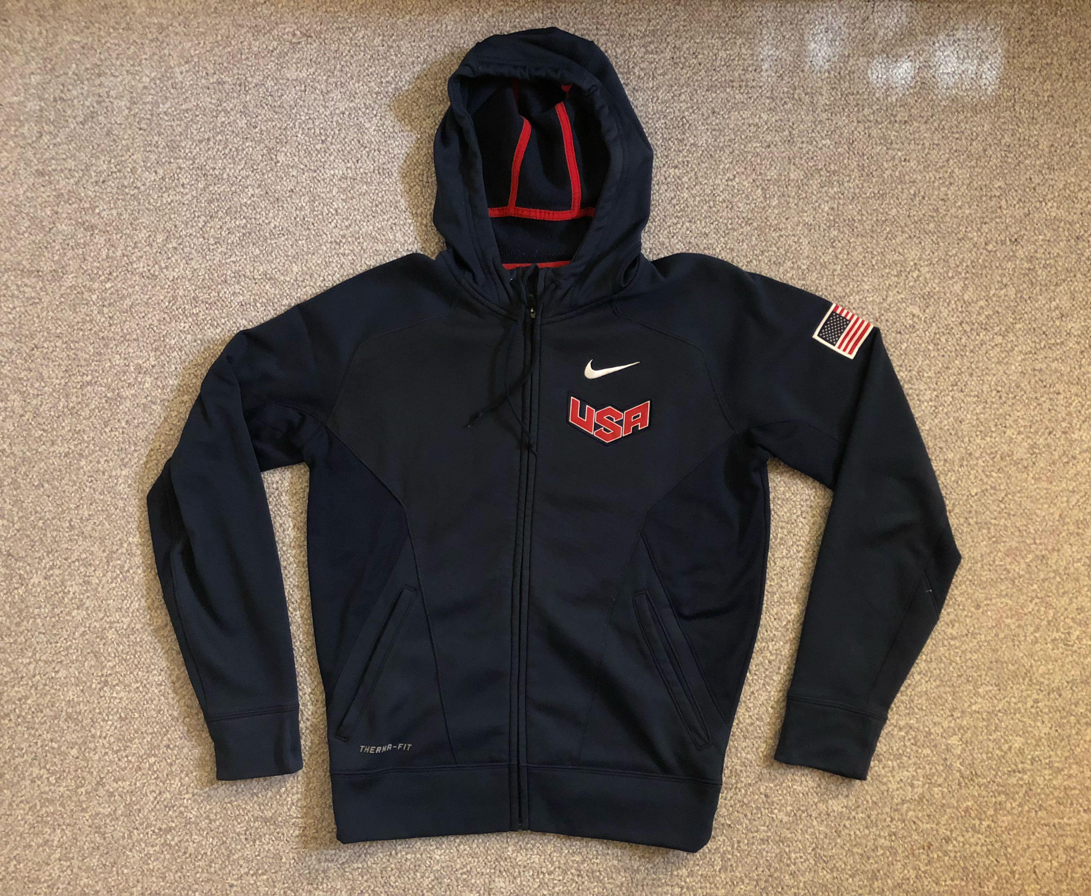 Nike USA Team Jacket