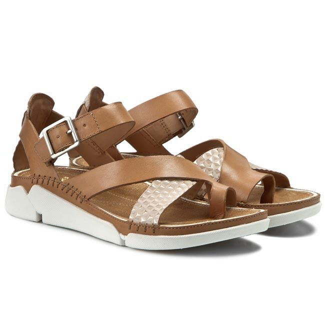f6ca7d7b5 💯Original brand new CLARKS Leather Ladies Sandals