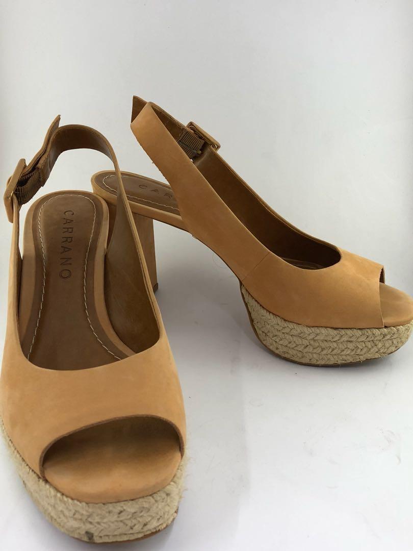3d396841413 CARRANO Peep Toe Heels ( original )
