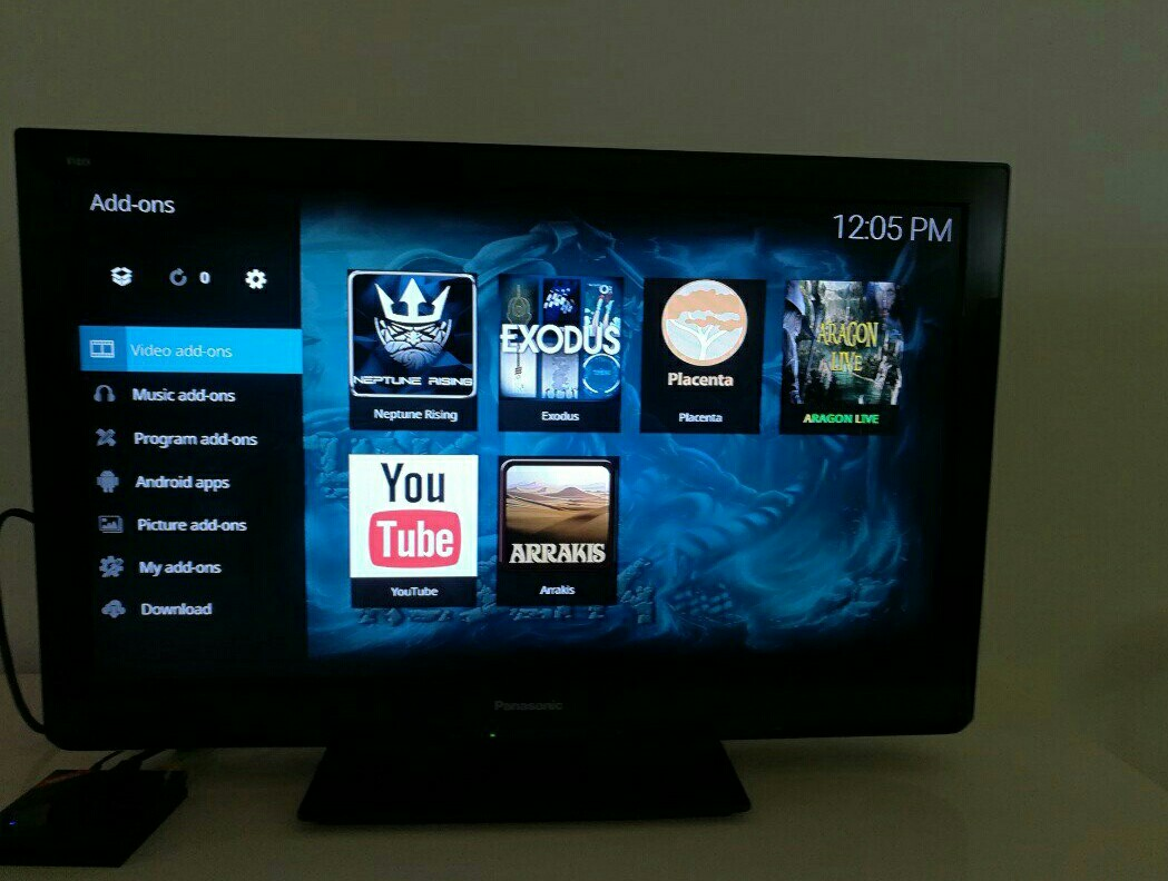 Panasonic 32 inch LCD TV
