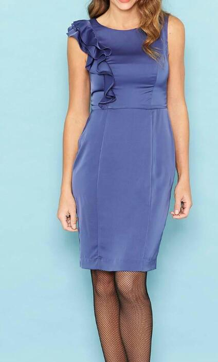 Review dress. Size 8
