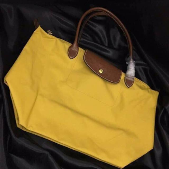 Sale!!! Authentic Longchamp Le Pliage Bag (medium) free shipping ... 64f720a6d893a