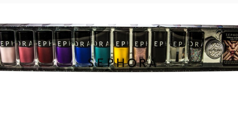 Sephora Collection Makeup Academy 12 Easy Nail Art Lessons Health