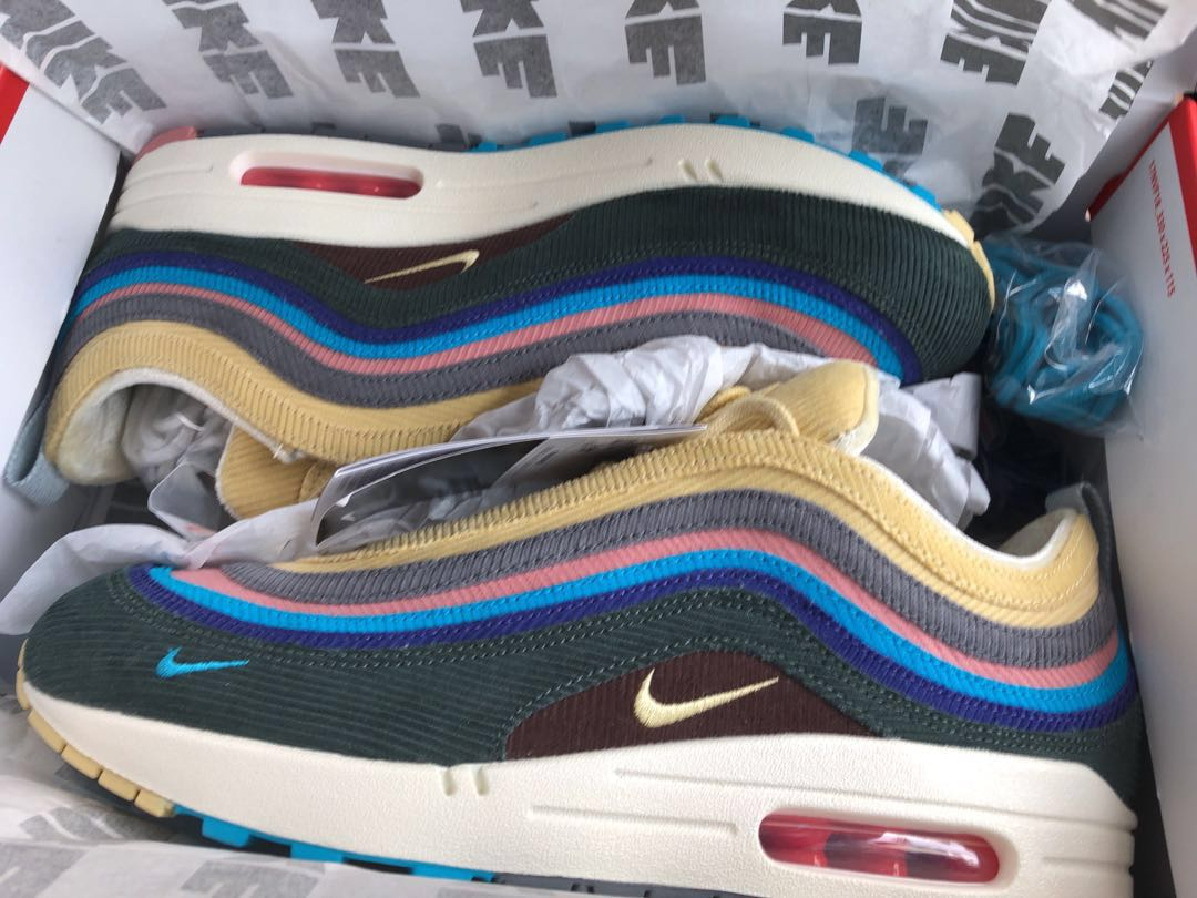 4c799f4924 SIZE SWAP OR SELL US 9 to US 8 Nike Sean Wotherspoon 1/97, Men's ...