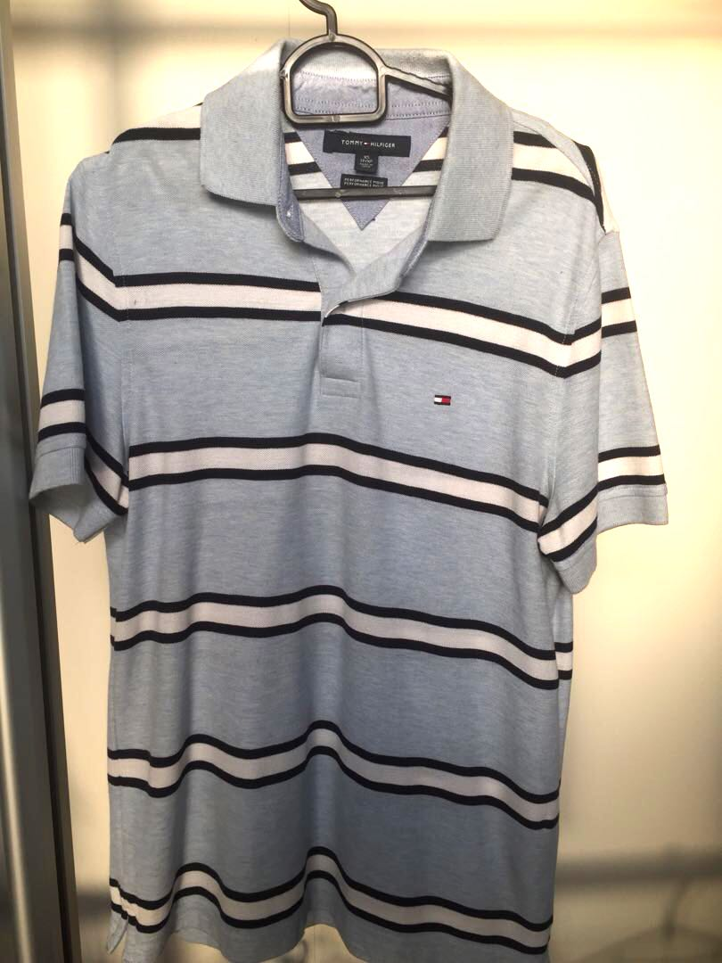 edcba5fb Tommy Hilfiger Polo T Size XS, Men's Fashion, Clothes, Tops on Carousell