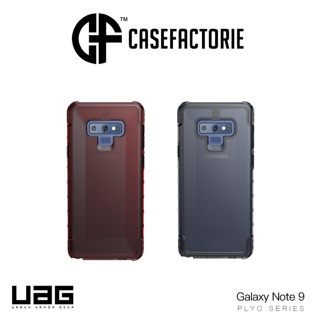 info for 4247b 74a40 UAG Plyo Case Samsung Galaxy Note 9