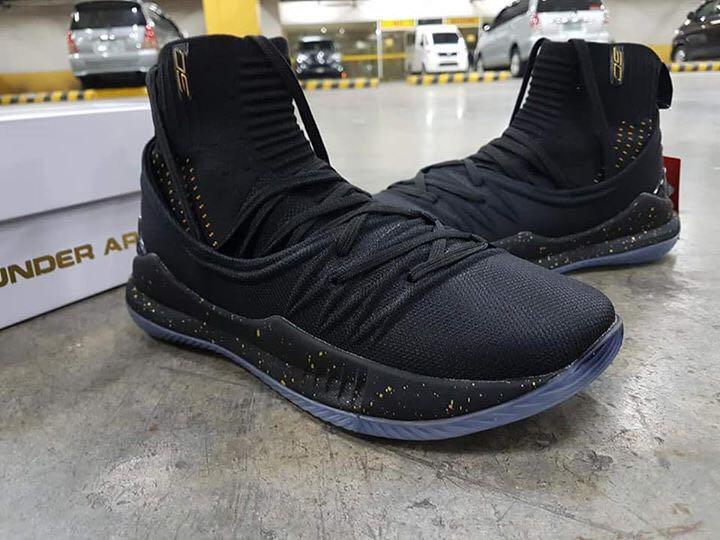 Under Armour SC 5 High Cut Men's Shoes