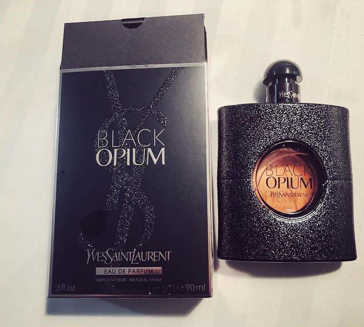 UNUSED & BOXED Yves Saint Laurent Black Opium Perfume 90ml