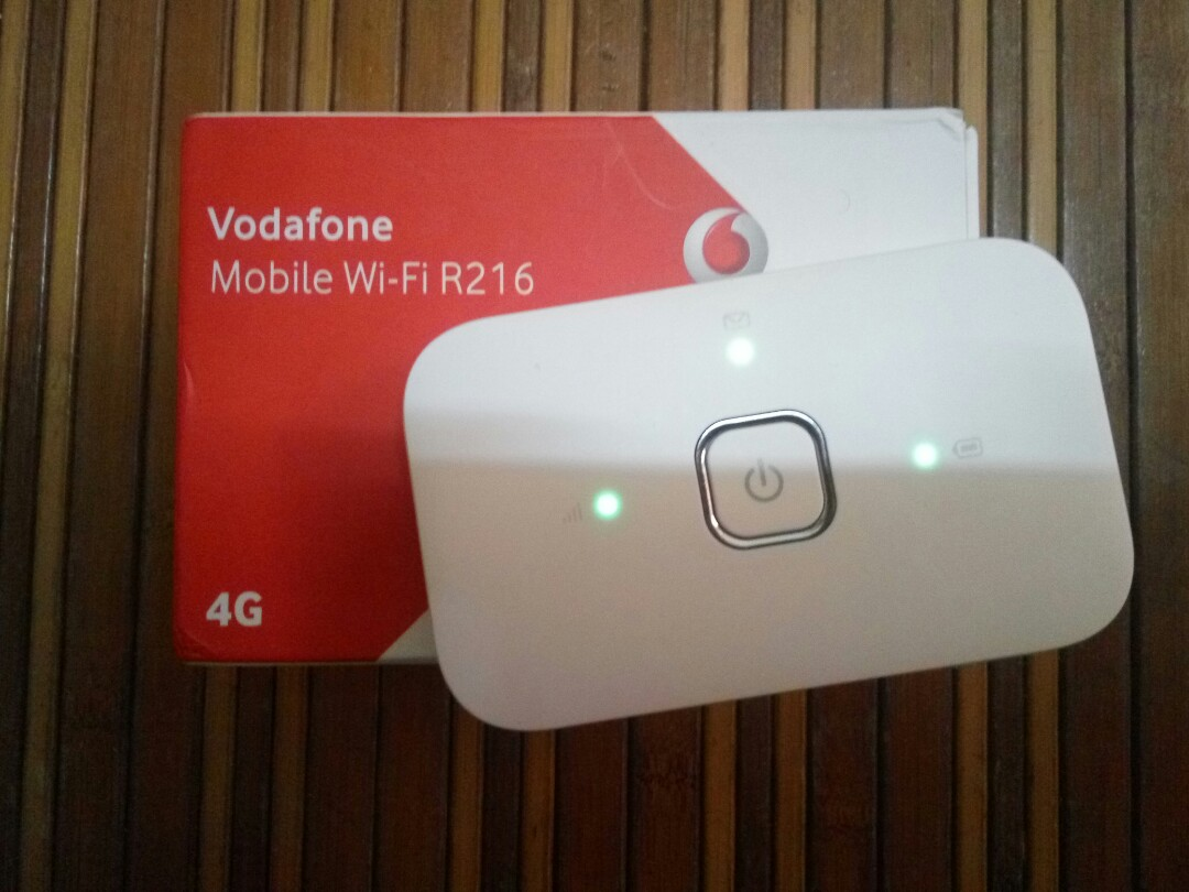 Vodafone mobile Wifi 4G LTE modem/router/broadband/mifi/pocket/huddle