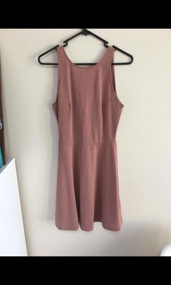 Wardrobe Clearance! - Nude Dress - Size 8 BNWOT