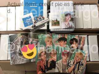 BTS SUMMER PACKAGE (LOOSE ITEM ONLY)