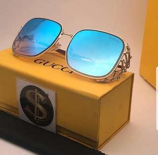 Brand New Gucci Blue Shades
