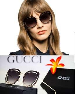 Brand New Gucci Black Shades