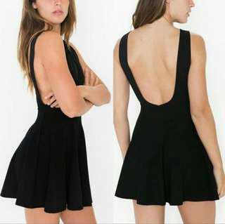 American Apparel | Ponte Skater Dress