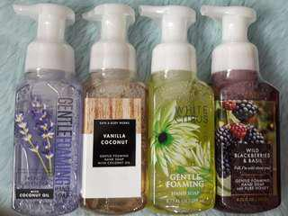 BN Auth BBW Gentle Foaming Hand Soap 259ml