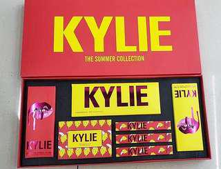 KYLIE SUMMER COLLECTION SET