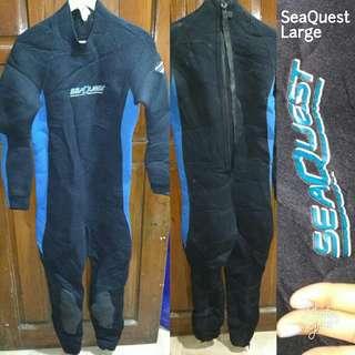 Seaquest Wetsuit (Diving Suit)