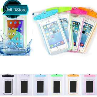 All Transparent Waterproof Pouch
