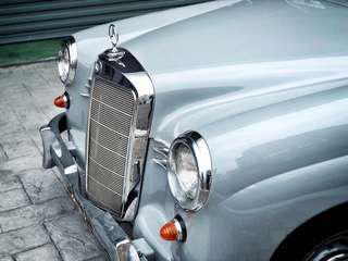賓士 Mercedes-Benz 1959 Ponton 美國進口