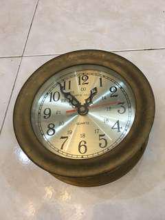 Ship clock tembaga
