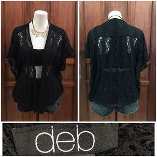 Lace blazer (Large) 150 pesos only