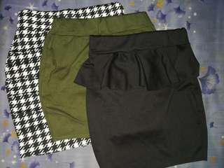 Bundle Skirts