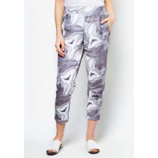 🚚 SB Marbling Straight cut pants