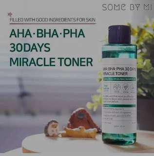 SomeByMi Miracle Toner 150ml