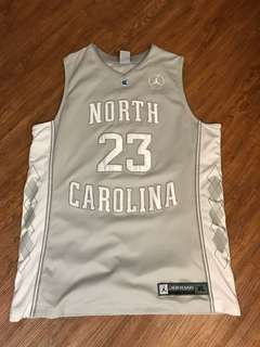 jordan north carolina jersey