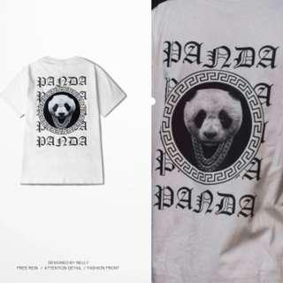 🚚 ✨[INSTOCK] 2 FOR $15 I feel like a panda tee / tshirt