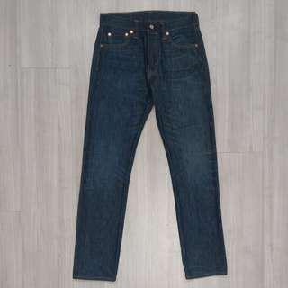🚚 Levi's levis 00501-1492 w30 L34 直筒排釦牛仔褲 501 523 514