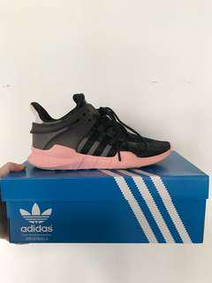 Authentic adidas EQT - worn once - size 8