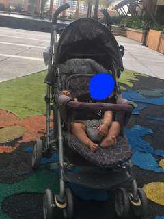 Graco umbrella fold stroller