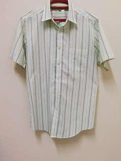 #UNDER90 Preloved UNIQLO Short Sleeve Shirt