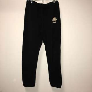 Black Roots Sweatpants