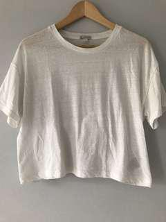 Gap boxy tee in size medium