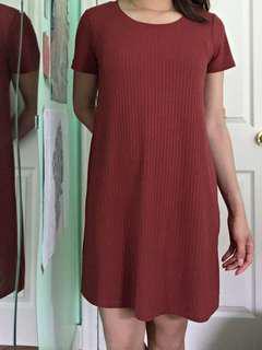 FOREVER21 T-SHIRT DRESS