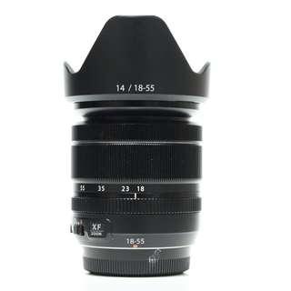 Fujifilm XF 18-55mm F2.8-4 LM OIS Lens