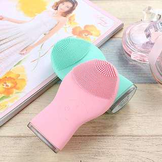 Ultrasonic Silica Gel Cleansing Device