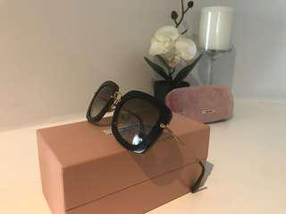 Amost new Authentic Miu Miu sunglasses