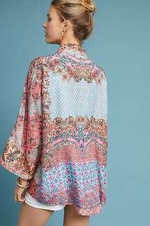 Anthropologie kimono (one size fits all)