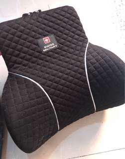 Swiss Military Car Seat Pillow