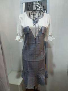 Korean dress import langsung dari korea