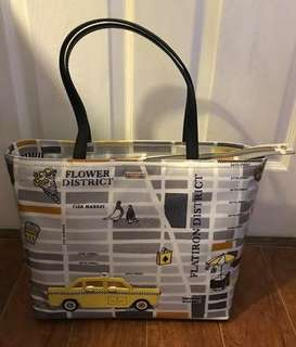 ♦️NEW♦️Kate Spade Multi New York Taxi Tote
