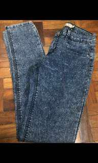 Zara Trafaluc Denim Pants