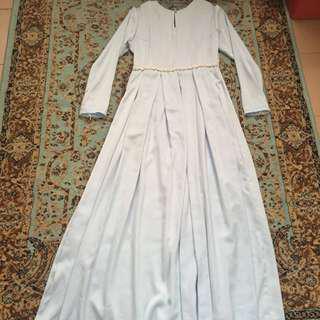 Long Dress Kembang
