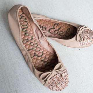 Sam Edelman Pink Ballet Flats