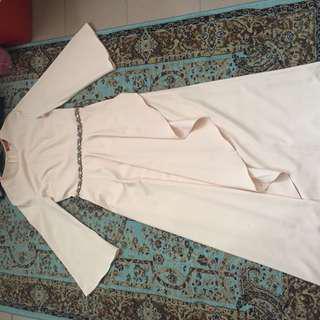 Saiful Bahraim Long Dress