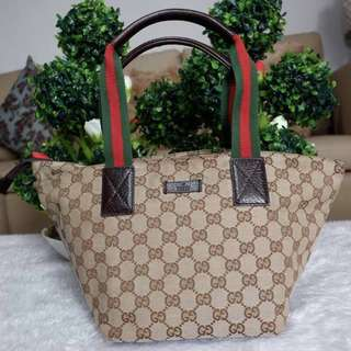 Authentic Gucci Small Hand Bag