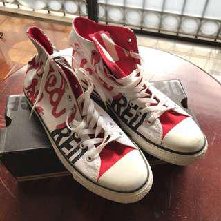 Converse (RED) Edition - Size 44